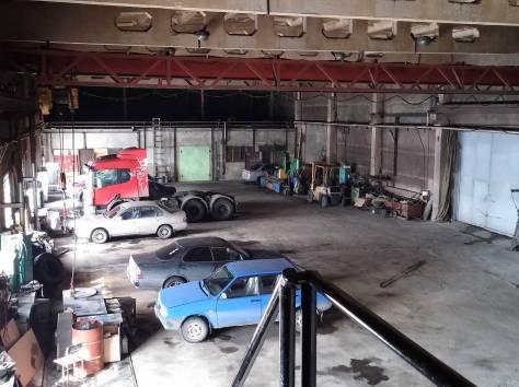 Производственные помещения 1391 м2 земля 7328 м2, Алтайский край, ул. Мамонтова 18, корпус 1, фотография 1