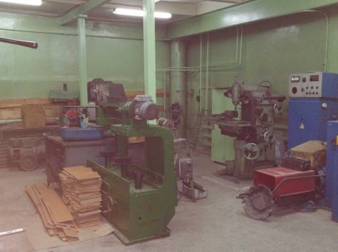 Производственные помещения 1391 м2 земля 7328 м2, Алтайский край, ул. Мамонтова 18, корпус 1, фотография 4
