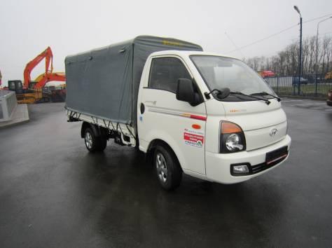 Hyundai (Хендай/Хундай) Porter 2, Тентованный, фотография 4