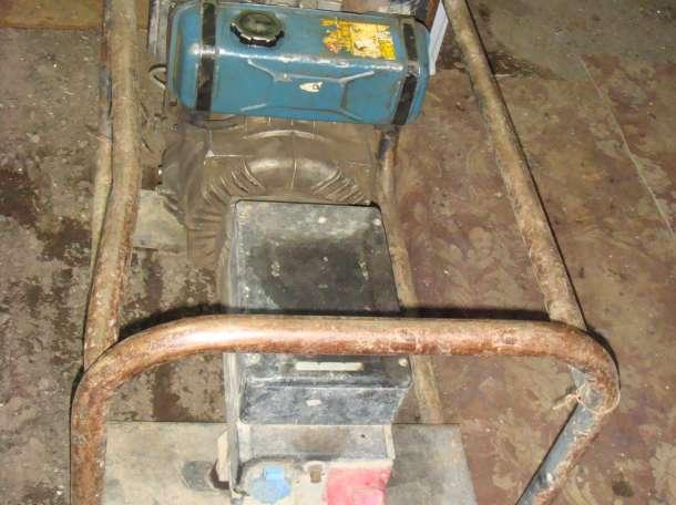 Дизельный генератор Robin Subaru, фотография 1