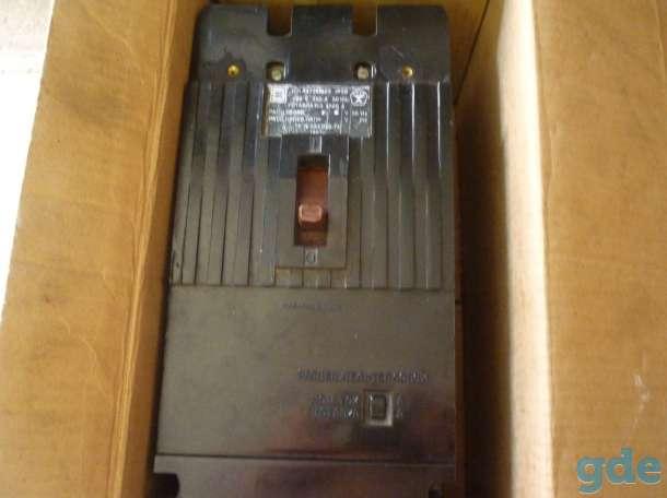 автоматические выключатели  и другое, фотография 1