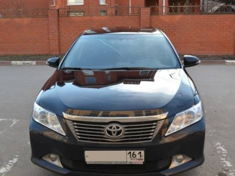 Toyota Camry (2012), фотография 1