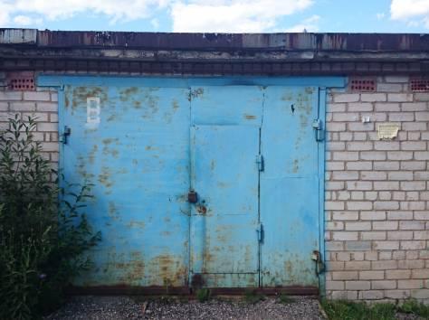 Продам капитальный гараж, п. ул. Новая Лесная, фотография 1