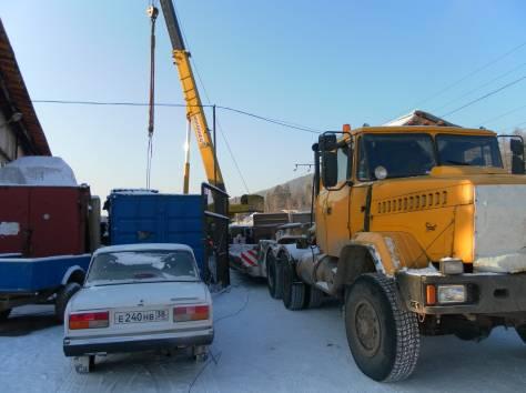 Продам тягач КРАЗ-6443 (330л.с.), фотография 1