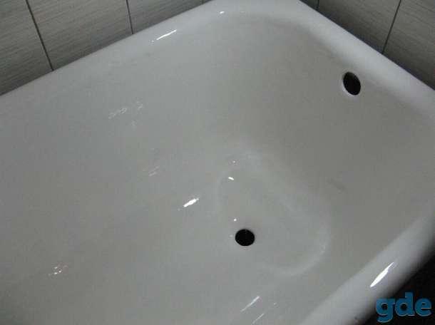Реставрация ванн жидким Акрилом, фотография 3