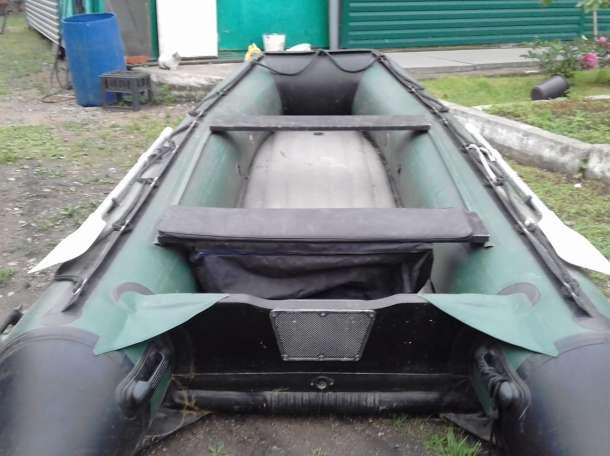 Продам лодку ПВХ с подвесным мотором, фотография 2