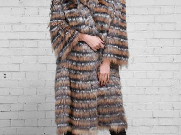 Пальто из чернобурки., фотография 1