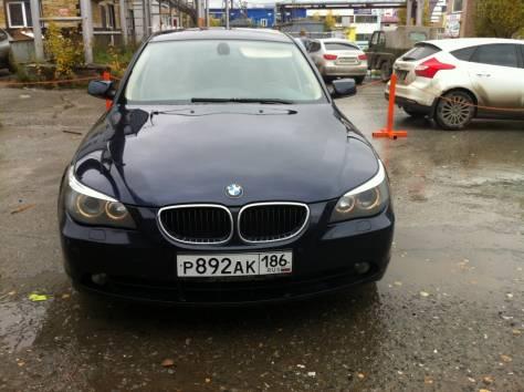 BMW 5er (2005), фотография 4