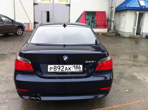 BMW 5er (2005), фотография 5
