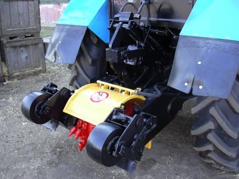 Фреза дорожная навесная для ямочного ремонта ДЭМ-121, фотография 3