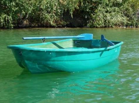 Гребная стеклопластиковая лодка Л-310 типа Спорт, фотография 2