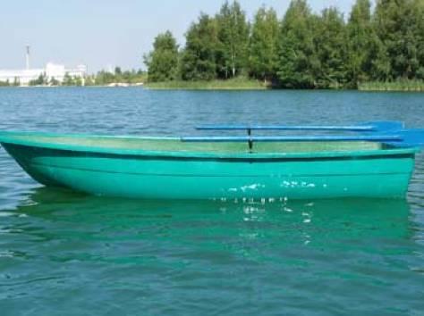 Гребная стеклопластиковая лодка Л-310 типа Спорт, фотография 4