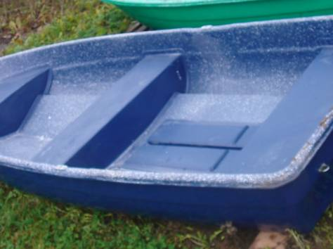 Гребная стеклопластиковая лодка Л-310 типа Спорт, фотография 9