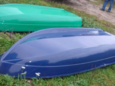 Гребная стеклопластиковая лодка Л-310 типа Спорт, фотография 10