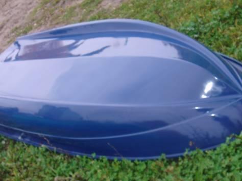 Гребная стеклопластиковая лодка Л-310 типа Спорт, фотография 11