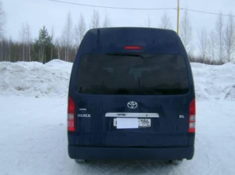 Toyota HiAce, фотография 4