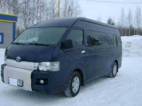 Toyota HiAce, фотография 5