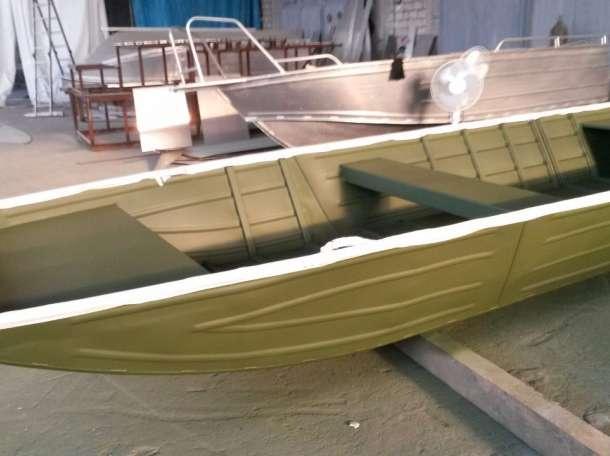 изготовление алюминиевых лодок