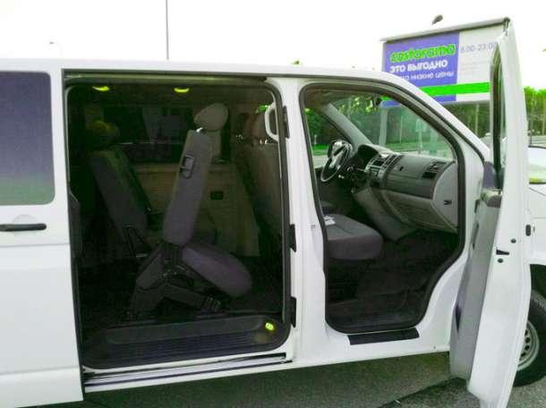 Микроавтобус Volkswagen в аренду без водителя, фотография 2