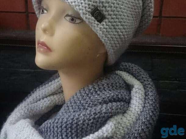 Шапки и шарфы оптом, фотография 2