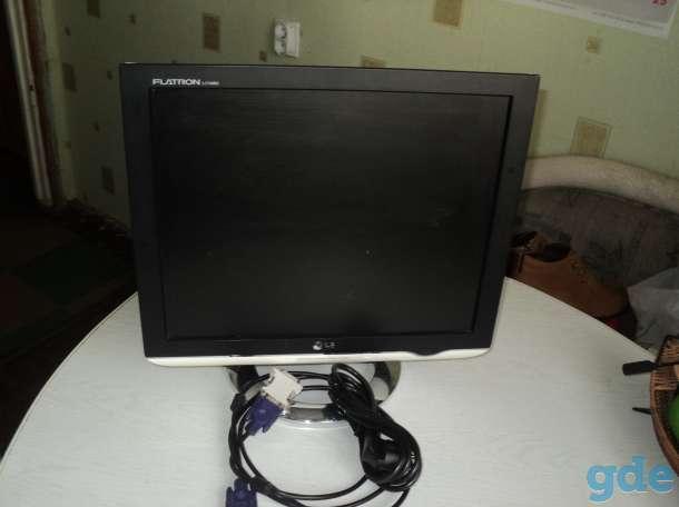 Монитор LG L1740BQ, фотография 1