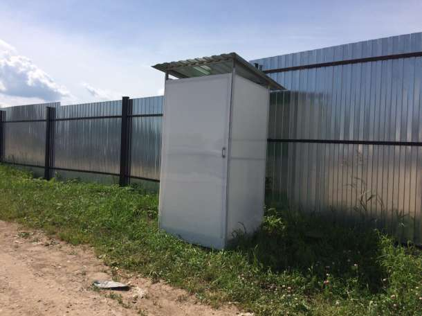 Туалет дачный Бежаницы, фотография 2