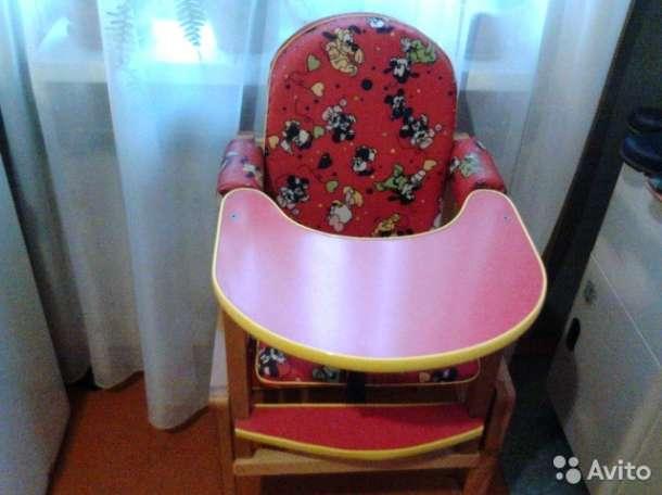 Детский стул для кормления, фотография 2