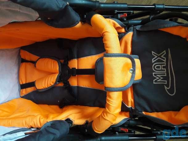 Продаю универсальную коляску Verdi Max 3в1, фотография 8