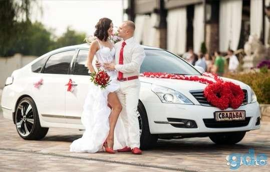 Автомобили для свадьбы и торжеств., фотография 2