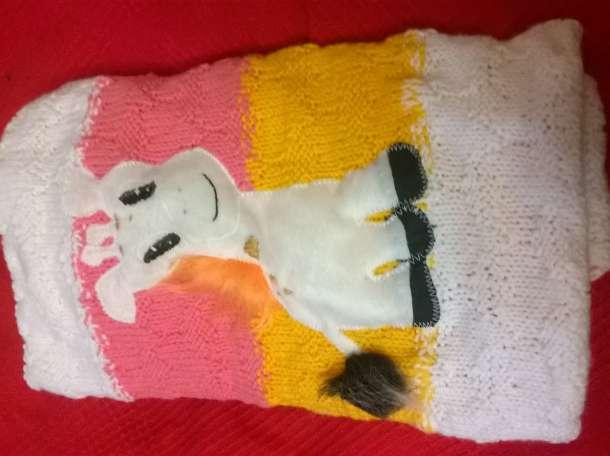 Одеяло, плед, покрывало ручная работа, фотография 3