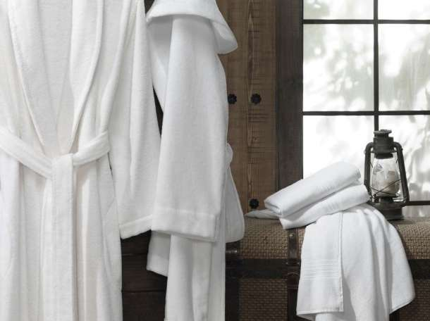 Халаты для гостиниц, фотография 2