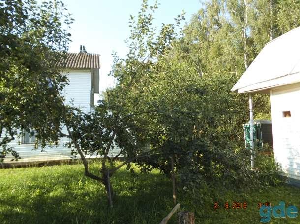 Продаю участок 11 соток с 2-х эт.деревянным домом в ближайшем Подмосковье., фотография 4