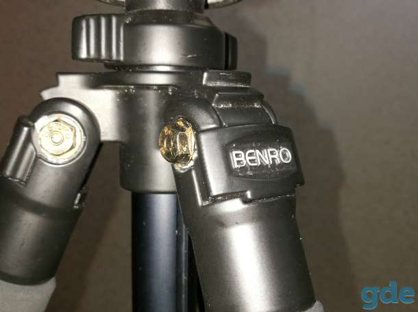 Штатив трипод напольный Benro A500FBH1, фотография 1