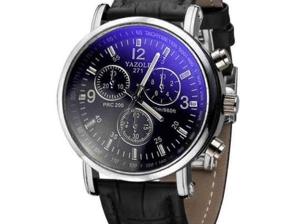 Новинка 2016. Мужские наручные часы, фотография 1
