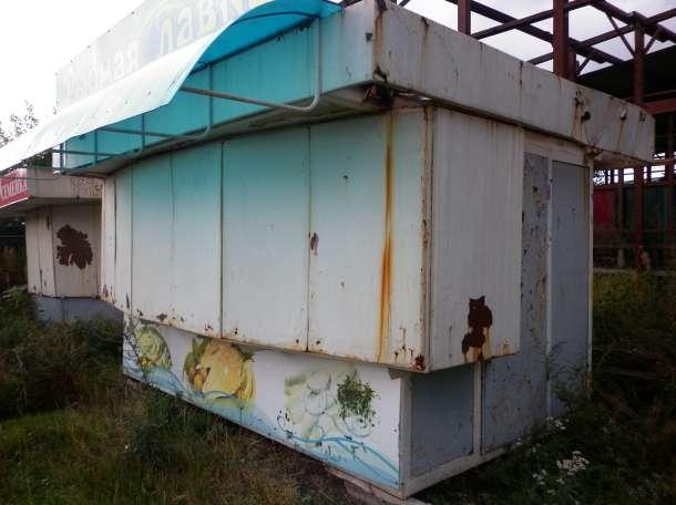 Бытовка-киоск, фотография 1