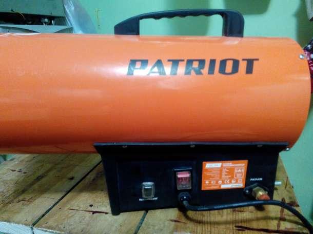 Газовый нагреватель Patriot GSC-105, фотография 1