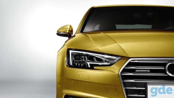 Новая Audi A4, фотография 1