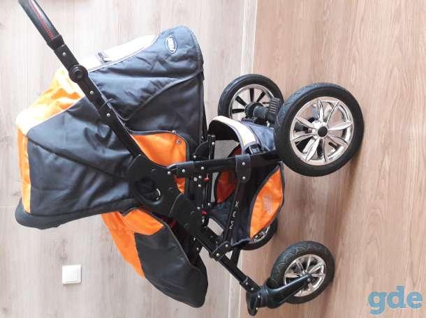 Продаю универсальную коляску Verdi Max 3в1, фотография 6