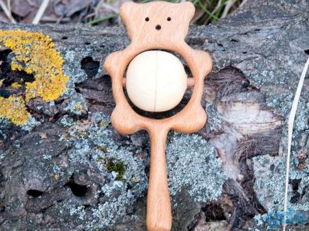 Развивающие экологичные игрушки, фотография 6