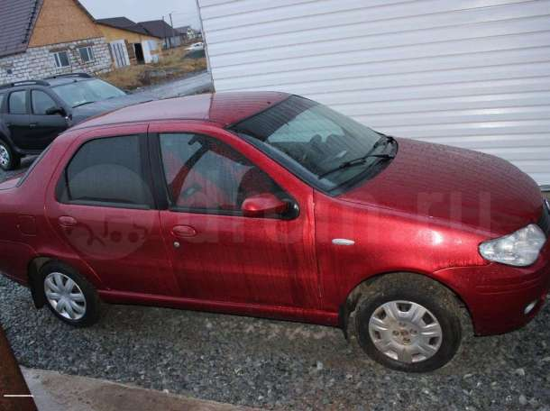 Продам Fiat Albea, 2008 год, фотография 2