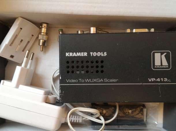 Цифровой масштабатор для композитного видеосигнала и S-video VP-413xl, фотография 1