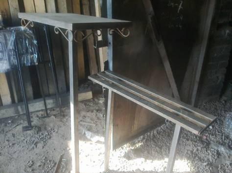 оградки ,кресты, фотография 2