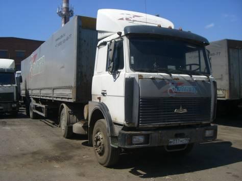 Седельный тягач МАЗ-543205-020, фотография 1