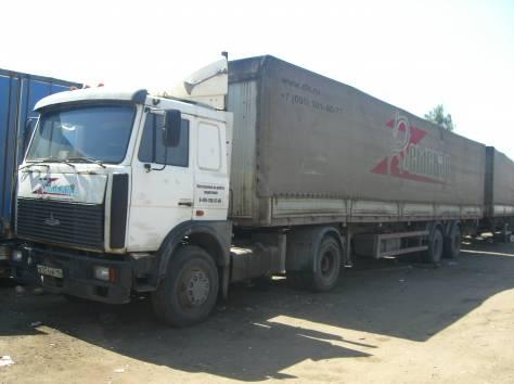 Седельный тягач МАЗ-543205-020, фотография 2