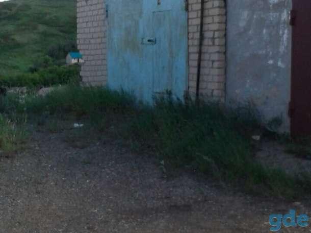 Кирпичный гараж в Южном (выезд), Выезд из Южного, фотография 1