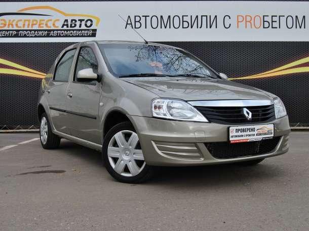 Renault Logan, 2013, фотография 4