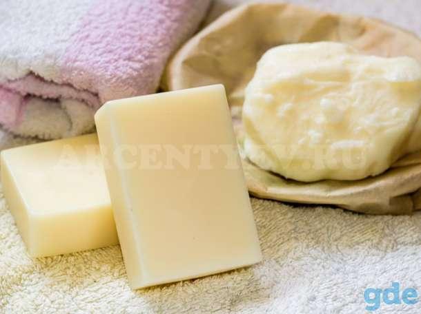 Натуральные мыла из растительных масел, фотография 5