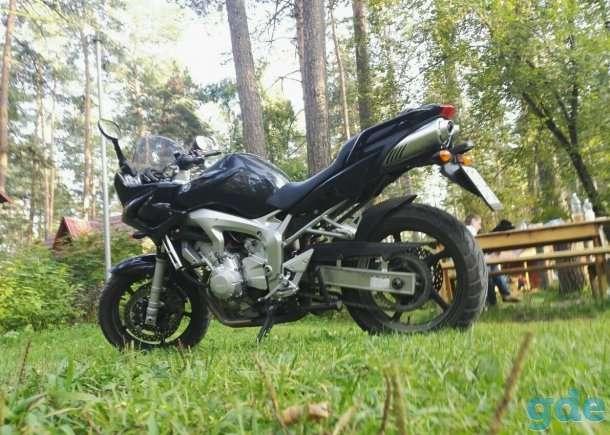 Продам мотоцикл Yamaha fz6-s, фотография 1