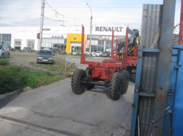 В продаже грузовой автопоезд Урал Лесовоз (ДВС ЯМЗ236,238), фотография 4