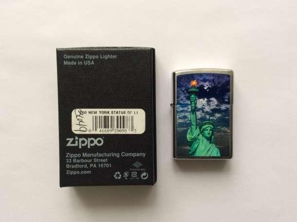 Зажигалка Zippo 3649 New York Statue, фотография 2